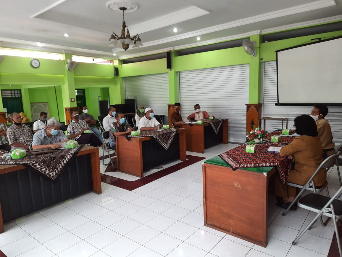 Rapat Tokok Masyarakat (8/03/2021)