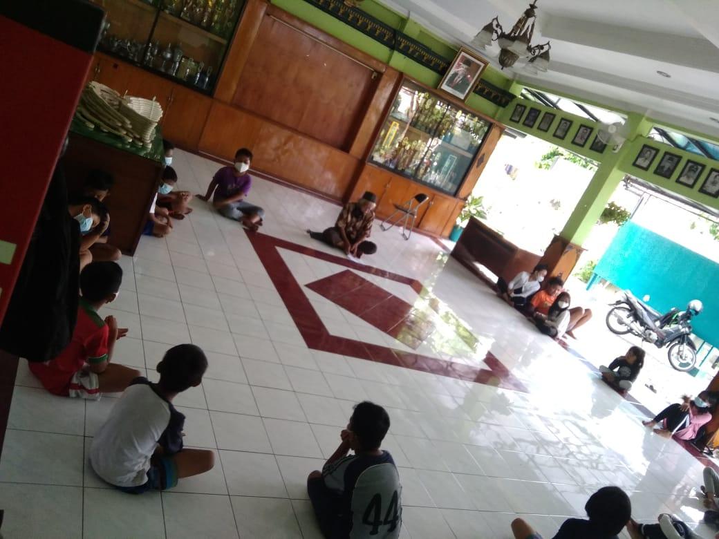 Pelatihan Langen Carito (Sabtu, 11-09-2021)